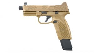 Ballistic Gear Grab, FN 509 Tactical Pistol left