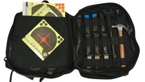 Ballistic Gear Grab, Hackett Equipment Big Bertha Range Backpack, hammer
