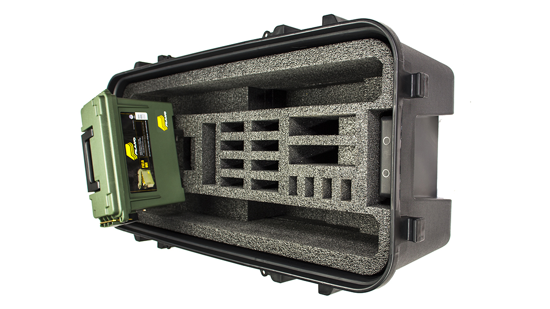 Ballistic Gear Grab, Tactical To Go Double Gun Case, ammo