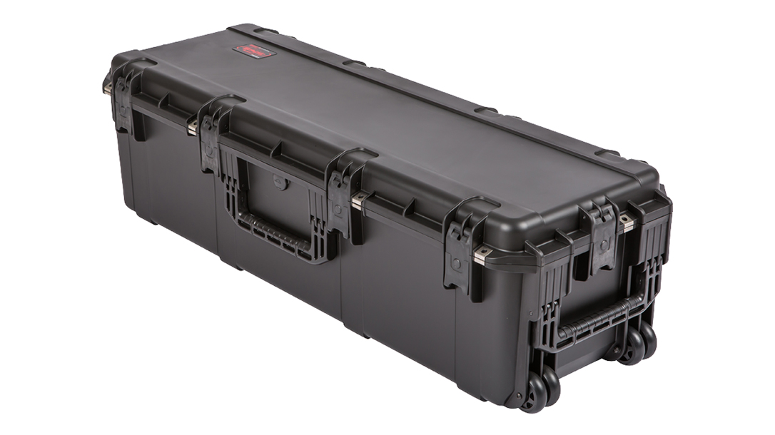 Ballistic Gear Grab, Tactical To Go Double Gun Case, closed