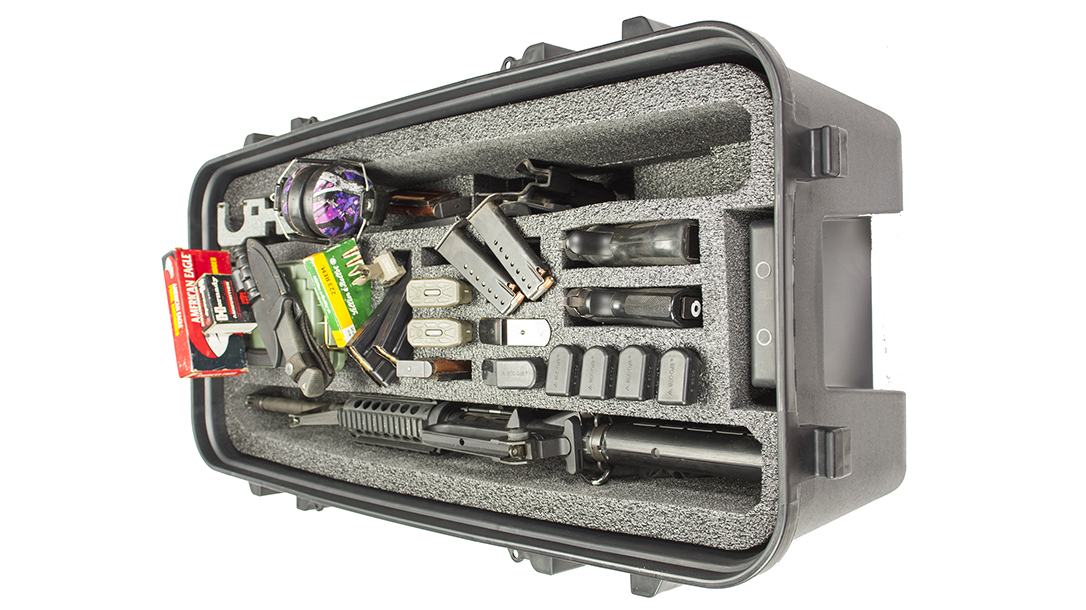 Ballistic Gear Grab, Tactical To Go Double Gun Case, guns