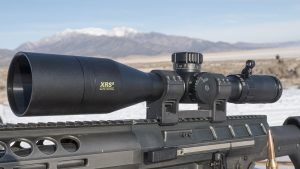 How to choose Riflescopes, Bushnell Elite Tactical XRS scope