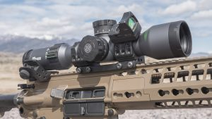 How to choose Riflescopes, Sig Sauer Tango6