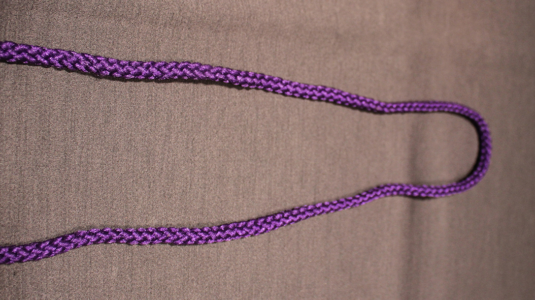 Rope Knots, Bowline Knot Step 1