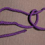 Rope Knots, Bowline Knot Step 3