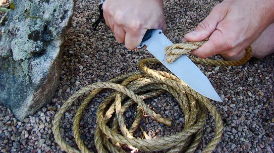 Rope Knots, Survival Tips, Basic Rope Knots