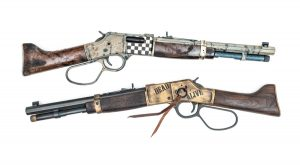 Henry Mare's Pistols