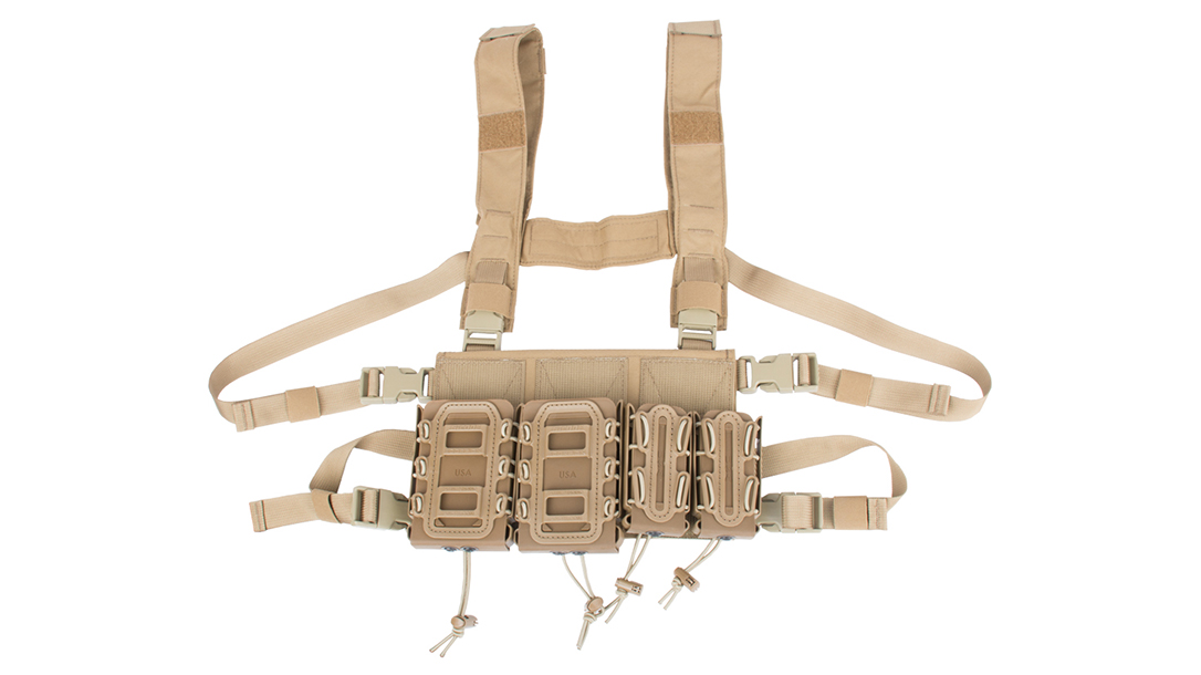Mag Pouches, Ammo Accessories, G-Code Contact Series 2x2 Micro Chest Rig