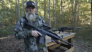 Troy M16A2 SFOD-D Carbine, Mogadishu rifle, Kyle Lamb