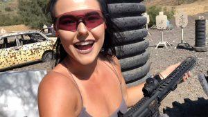 Jade Struck, Taran Tactical, pro shooter, training course