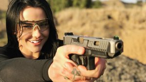 Jade Struck, Taran Tactical, pro shooter, firearms trainer