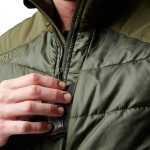 Ballistic Gear Grab, 5.11 Tactical Peninsula Insulator Packable Vest, zipper
