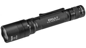 Ballistic Gear Grab, SureFire EDCL2-T Flashlight, profile