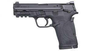 Ballistic Gear Grab, Smith & Wesson M&P 380 Shield EZ Pistol, left