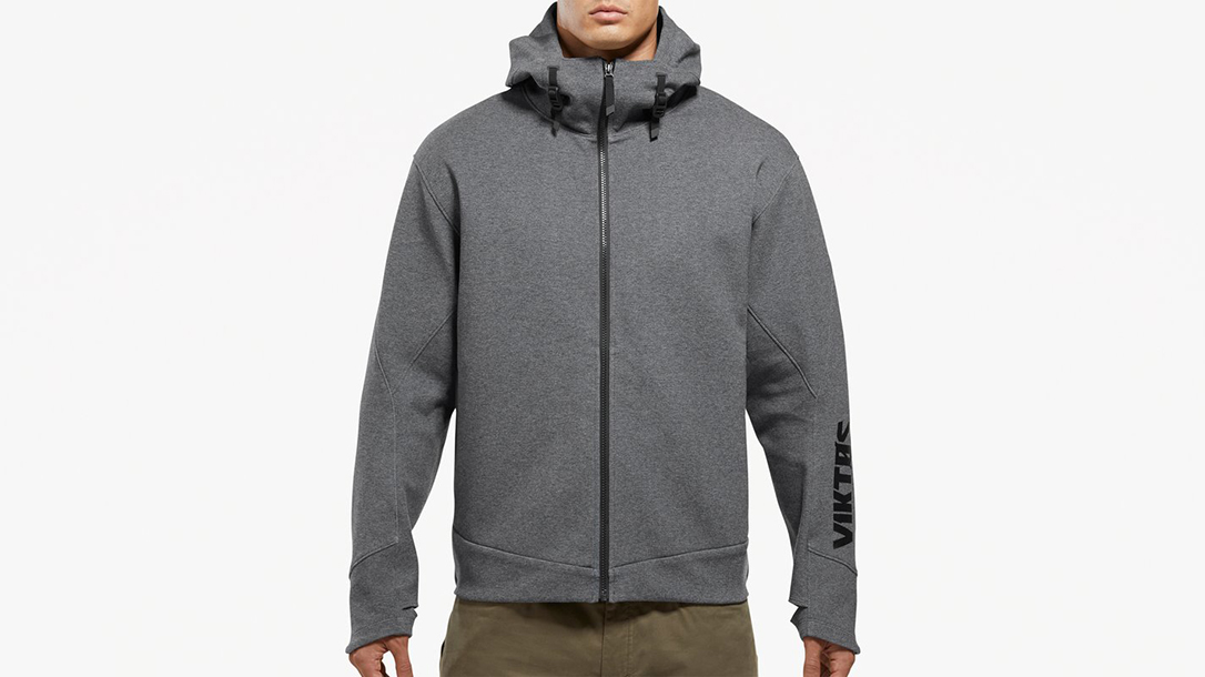 Ballistic Gear Grab, Viktos EDC Tech Fleece, hoodie