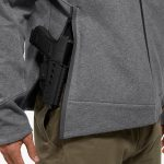 Ballistic Gear Grab, Viktos EDC Tech Fleece, concealed carry