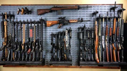 Secureit Wall Armory Kit, gun room, gun storage, sootch00