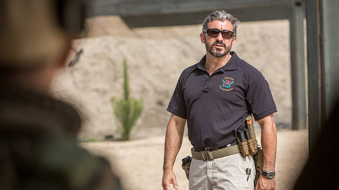 Jeff Gonzales, Trident Concepts, Concealed Carry Training, U.S. Navy SEAL