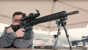 POF Revolution DI 6.5 Creedmoor Rifle test, Athlon Outdoors Rendezvous 2018