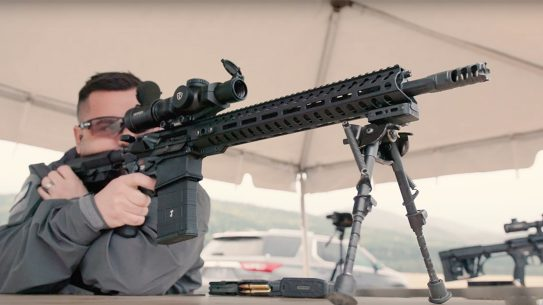POF Revolution DI 6.5 Creedmoor Rifle test, Athlon Outdoors Rendezvous 2018