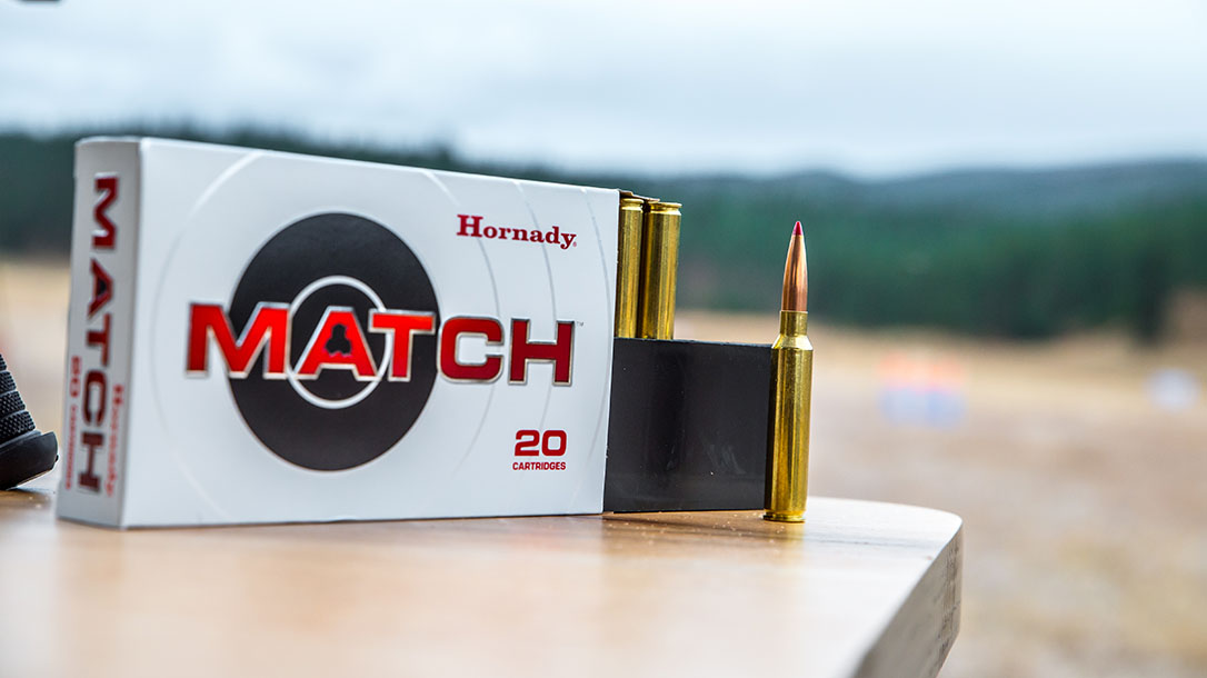 Hornady 300 PRC Cartridge, Rifle Cartridge, Match Ammo