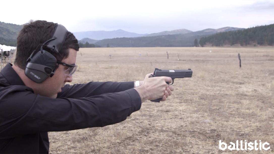 Nighthawk Custom President Pistol, range test, gun review