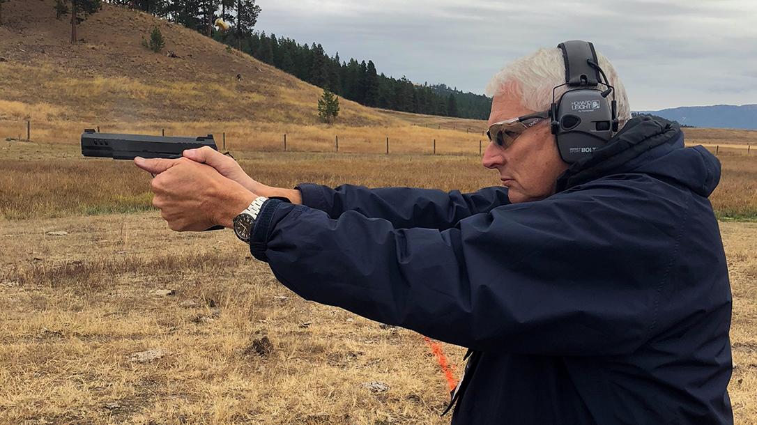 Nighthawk President Pistol, 9mm pistol, Athlon Outdoors Rendezvous