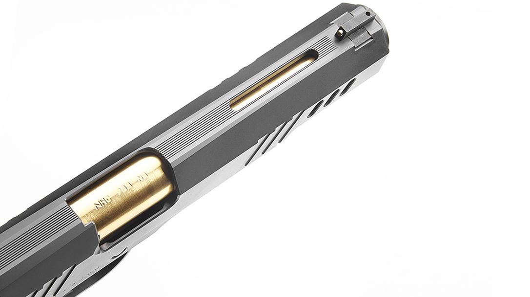 Nighthawk President Pistol, 9mm pistol, barrel
