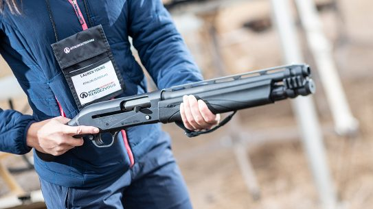 Remington V3 Tac-13 review, range