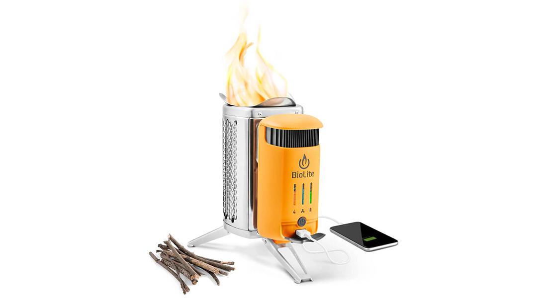Outdoor Gadgets, BioLite CampStove2