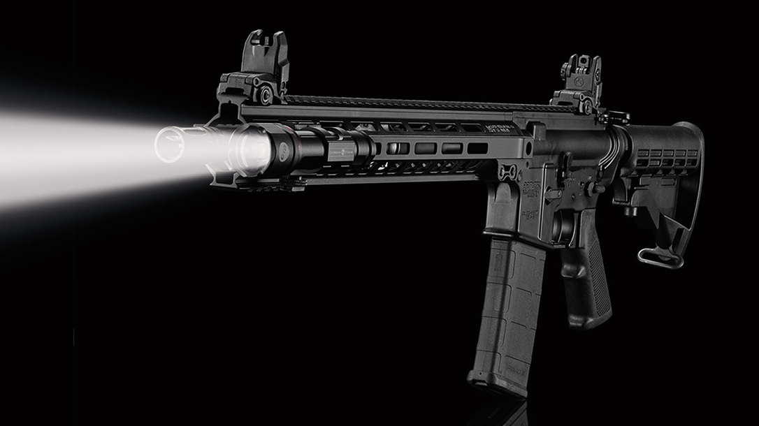 Shooting Gadgets, Crimson Trace CWL-200 Tactical Light