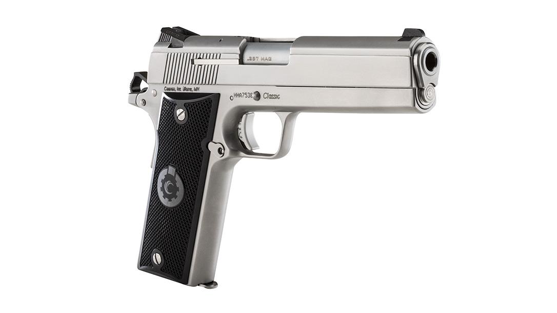 Coonan 357 Magnum Pistols, Coonan Classic right