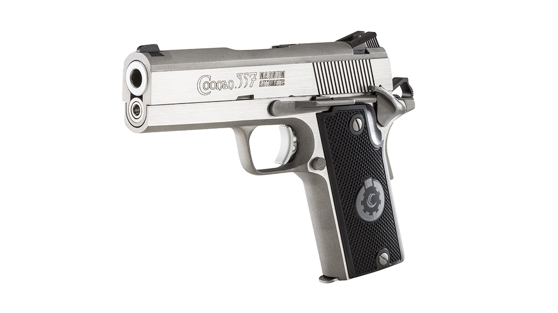 2 Coonan 357 Magnum Pistols for Full-Size and Compact Carry