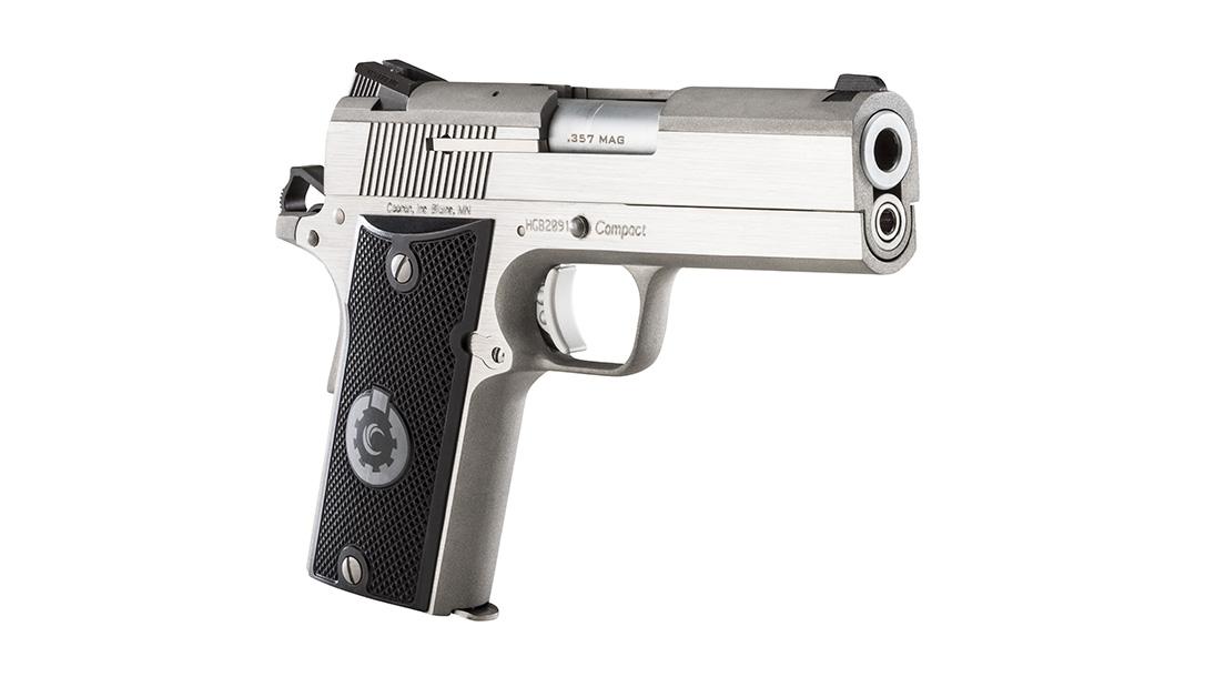 Coonan 357 Magnum Pistols, Coonan Compact right