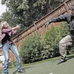 Home Defense Weapons, Handguns, Pistols, shooting