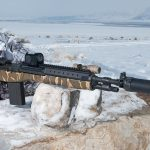 How to maintain weapon zero, zeroing a weapon, snow