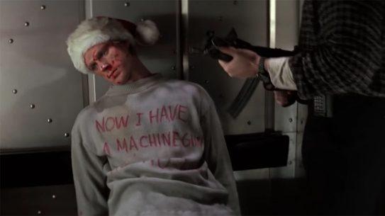 Die Hard, Christmas Movie, Ho Ho Ho