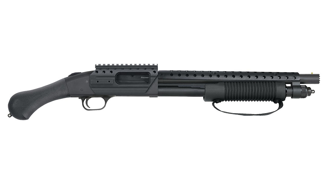 Mossberg 590 Shockwave SPX Non-NFA Pump-Action Firearm, Mossberg Shockwave