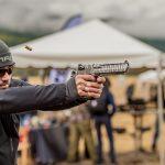 Magnum Research White Tiger Desert Eagle, gun test, lead