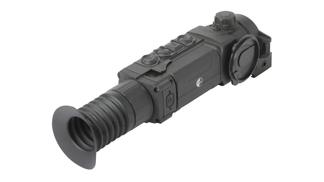 Pulsar Trail XP38 Thermal Riflescope, profile