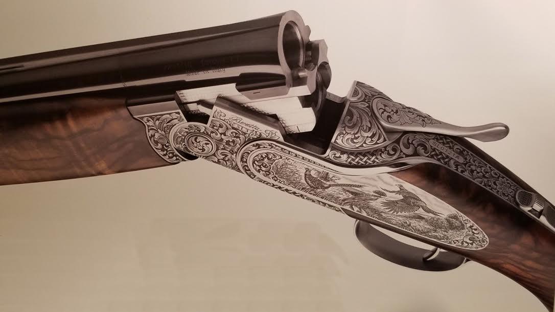 Beretta SL3 Premium Shotgun, launch, barrel