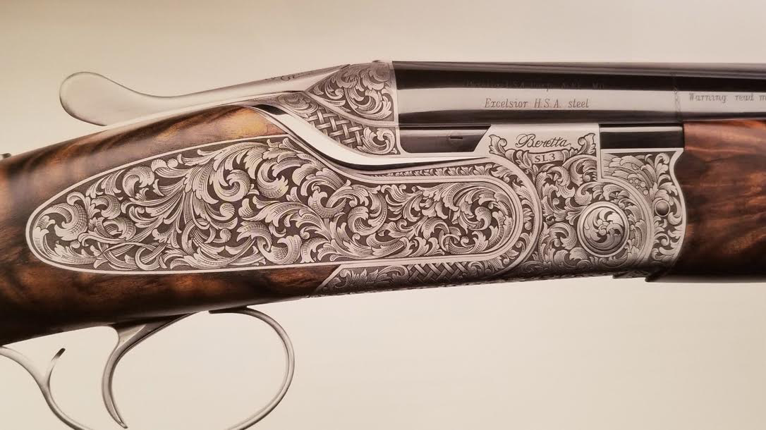 Beretta SL3 Premium Shotgun, launch, trigger
