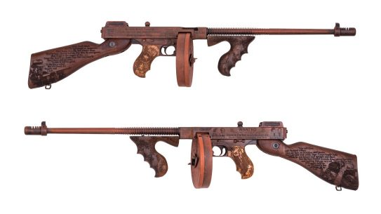 Auto-Ordnance Bonnie and Clyde Tommy Gun, Auto-Ordnance Thompsn