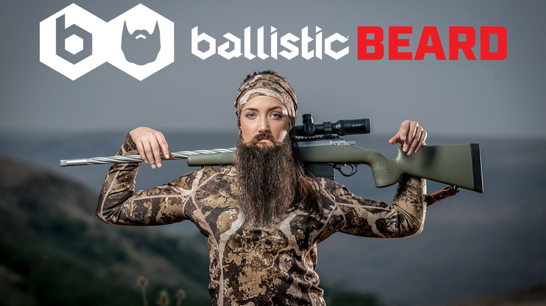BallisticBeards, Ballistic Beards Giveaway, Lauren Young