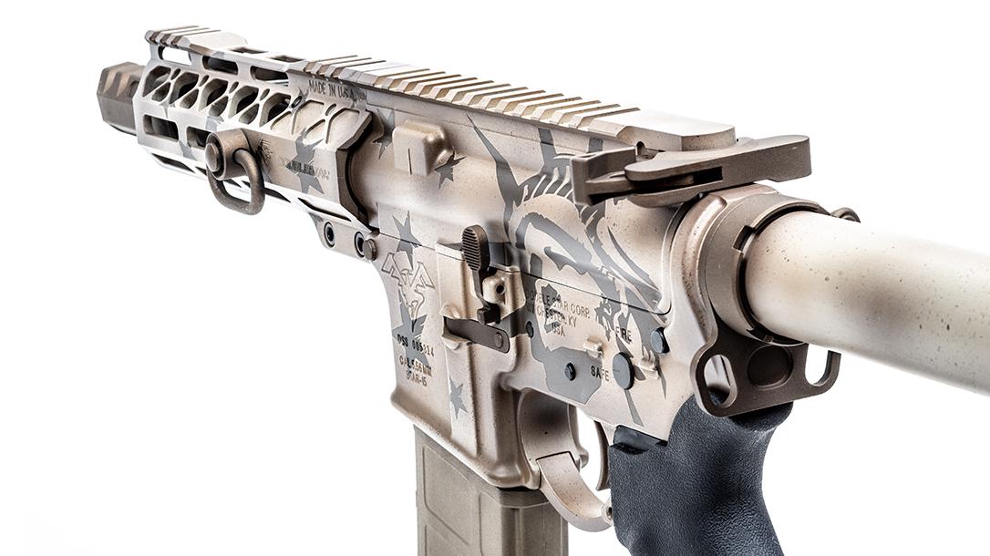 DoubleStar ARP7 Pistols, Blown Deadline Cerakote, liberty