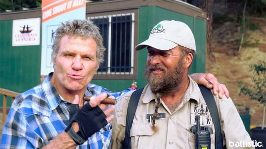 Martin Kove Guns, Karate Kid, Sensei Kreese