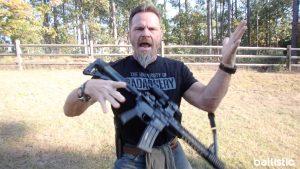 Mag Change, Pat McNamara, Carbine Safety