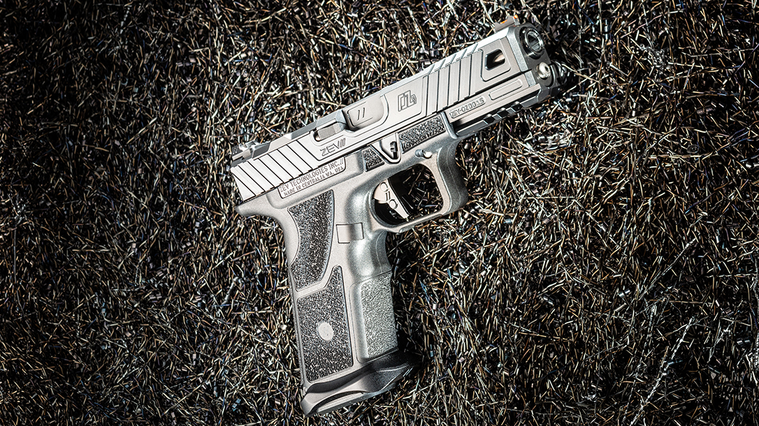 FIRST LOOK: ZEV Tech Unveils Its First Complete Pistol — the