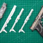 ZEV OZ9 Pistol, ZEV Technologies OZ9, pistol review, mold