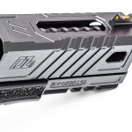 ZEV OZ9 Pistol, ZEV Technologies OZ9, pistol review, slide